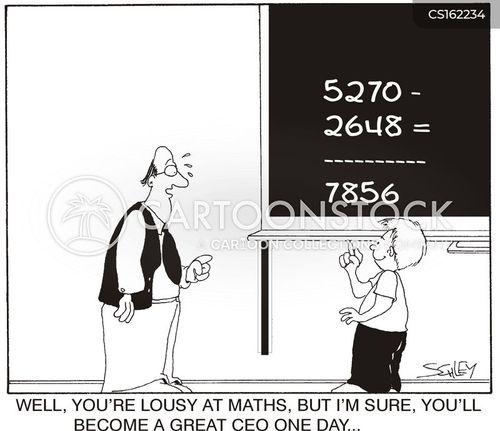 qualifcations cartoon