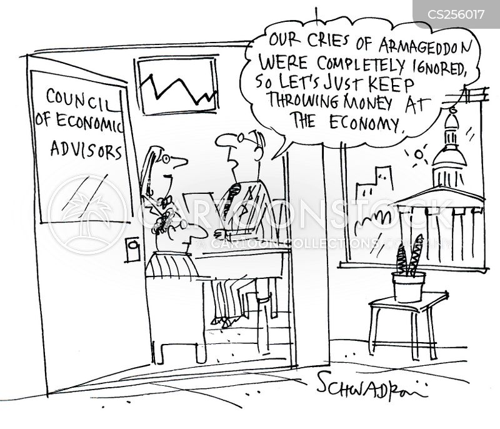 economic advisers cartoon