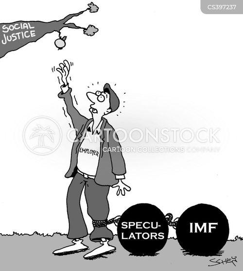 social injustice cartoon