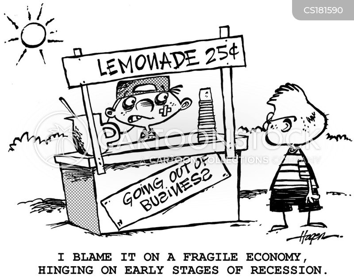 closing down cartoon