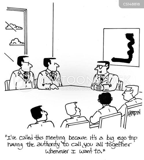 Egocentric Cartoons And Comics