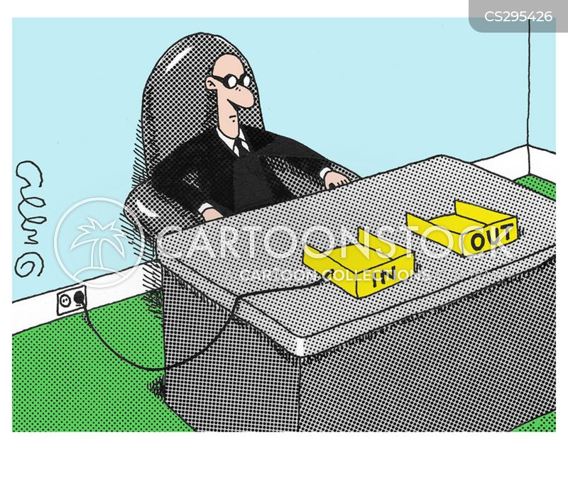 electrocute cartoon