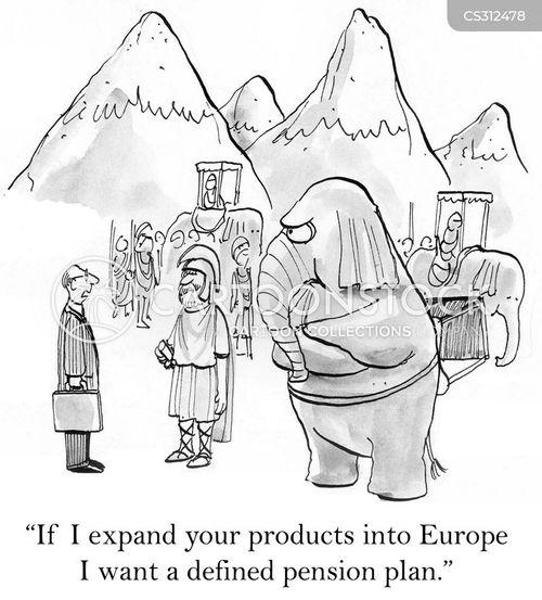 expansions cartoon
