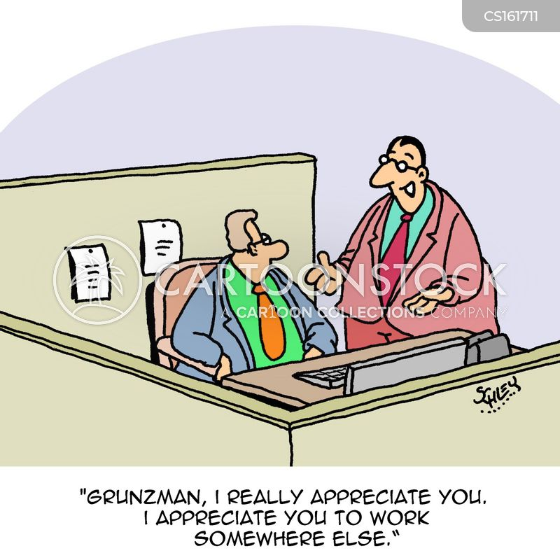 appreciations cartoon