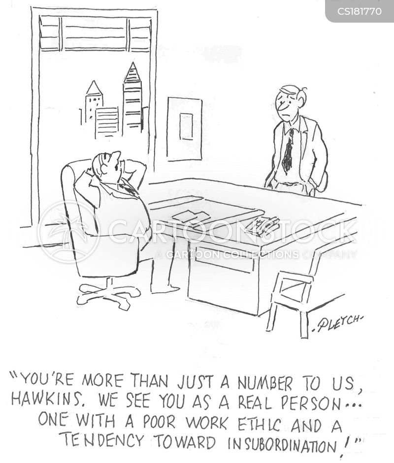 big businesses cartoon