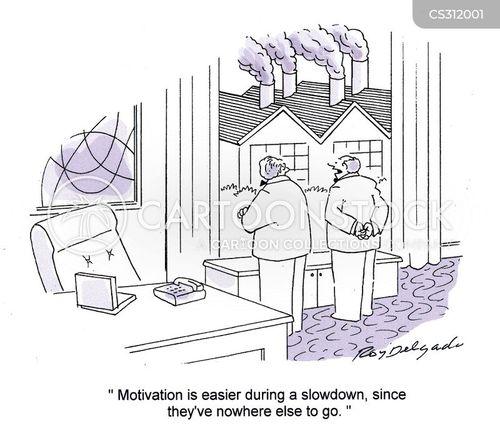 slowdown cartoon