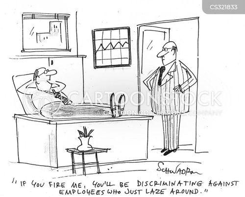 indolence cartoon