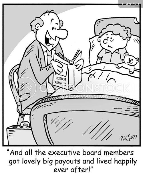 member cartoon