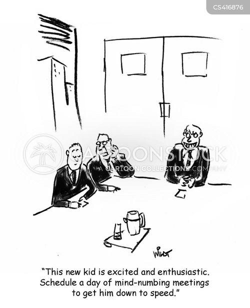 idealistic cartoon
