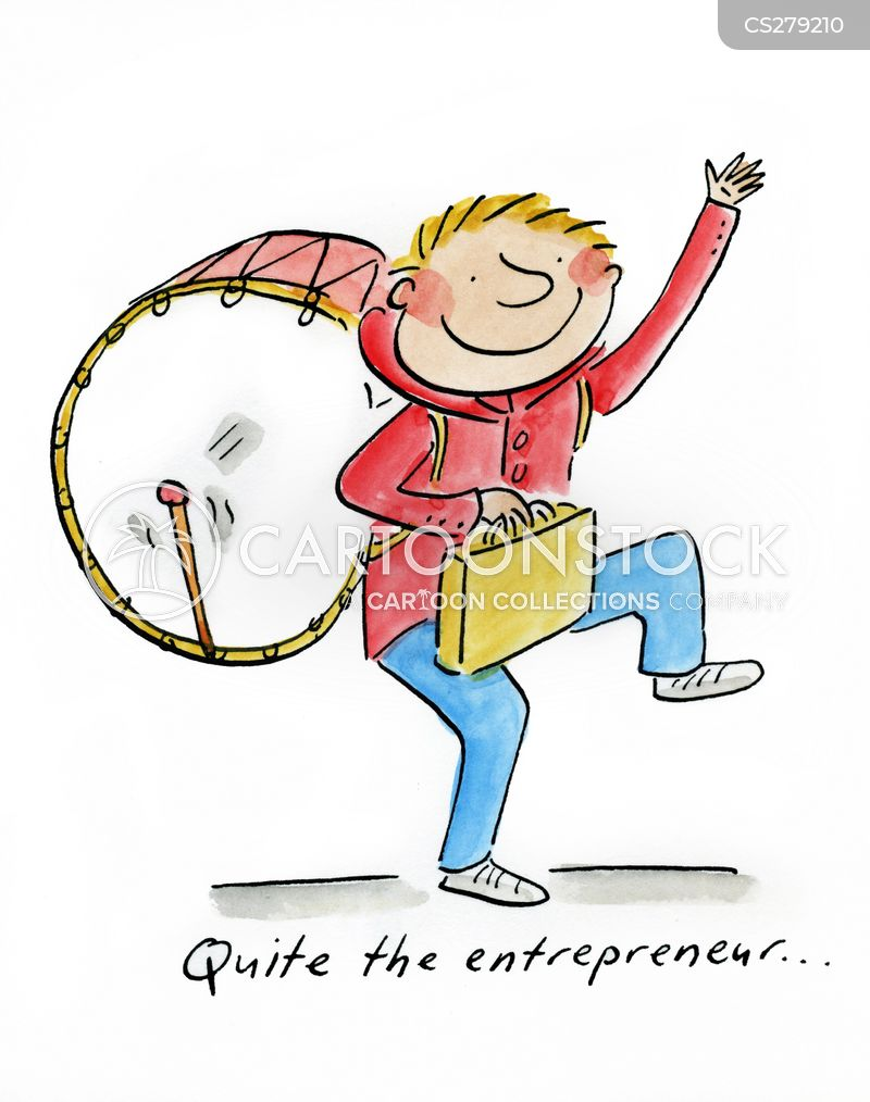 enterprise cartoon