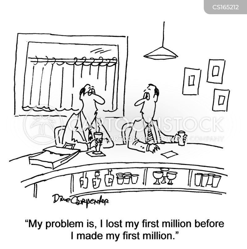 entrepreneurs cartoon