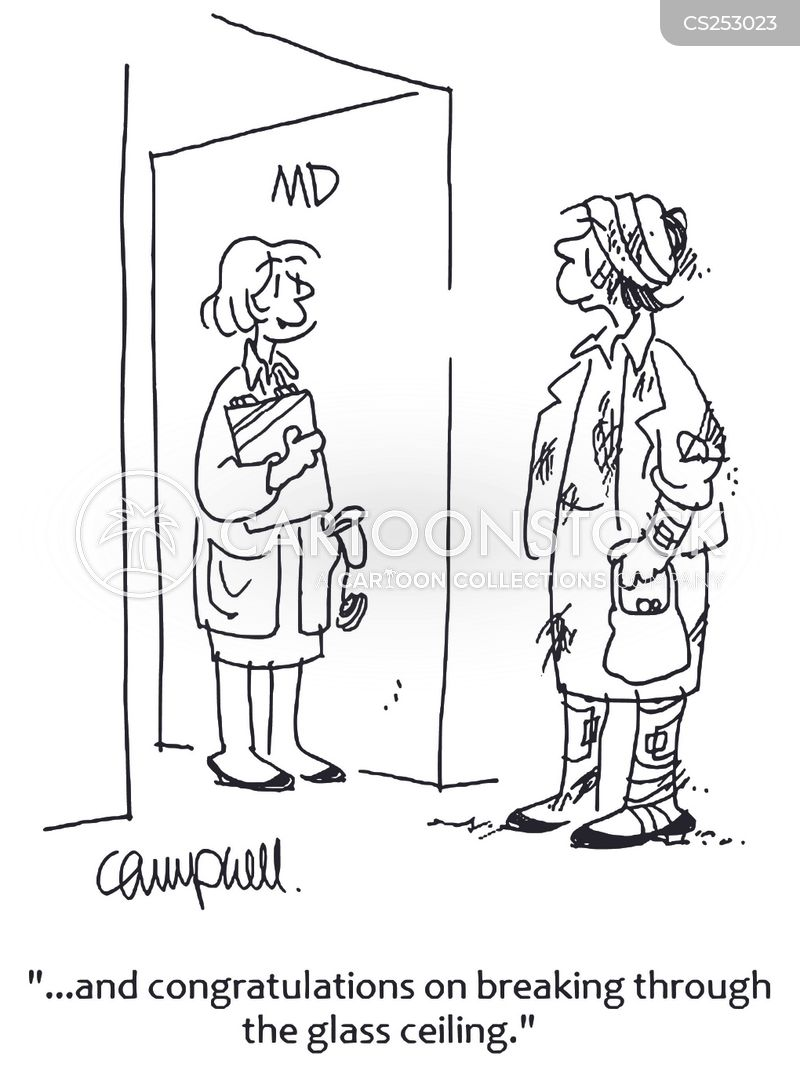 medical professions cartoon