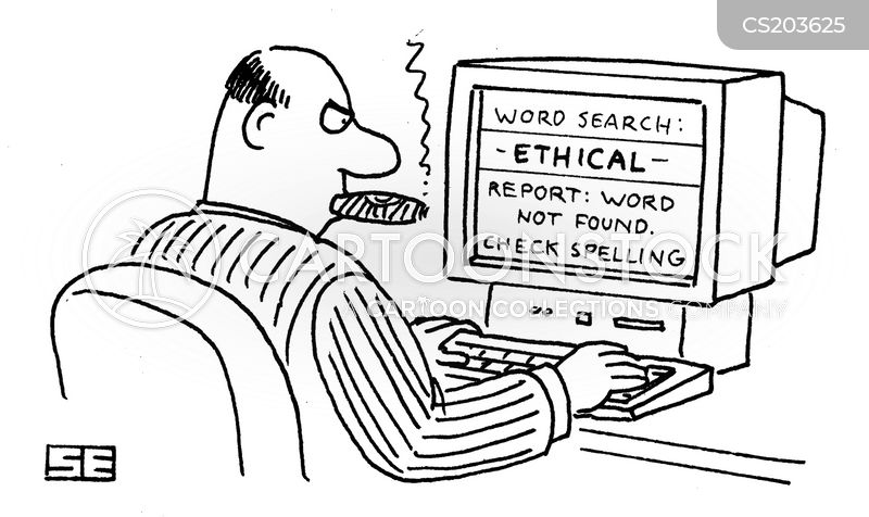 word search cartoon