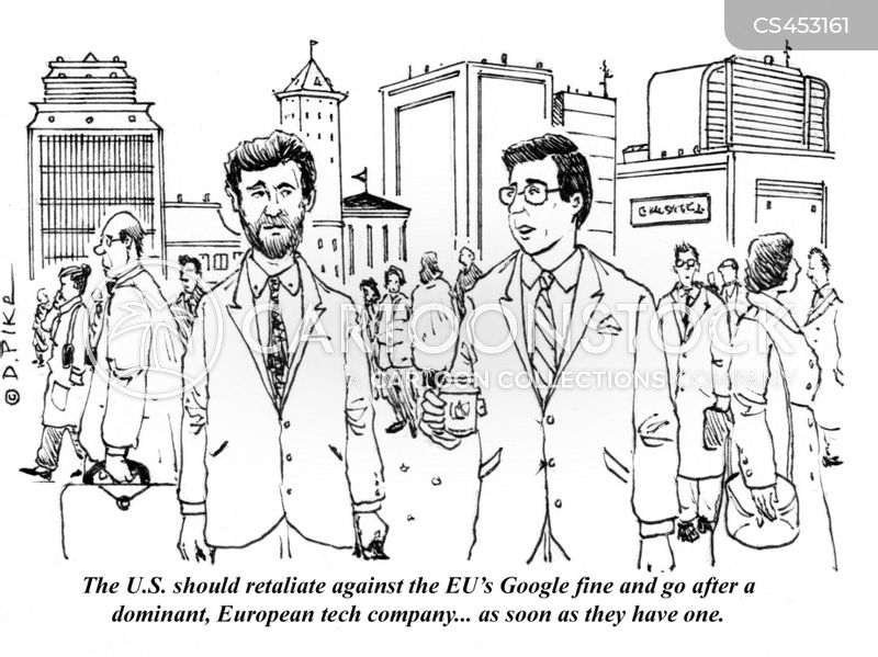 eu regulations cartoon