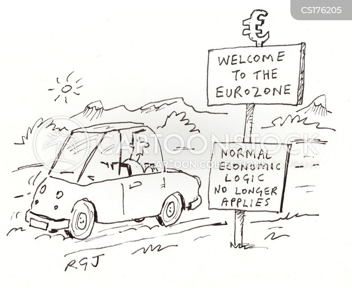 euros cartoon