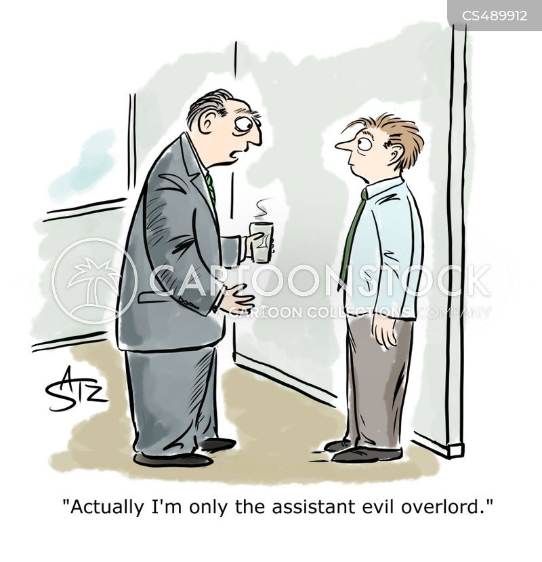 overlord cartoon