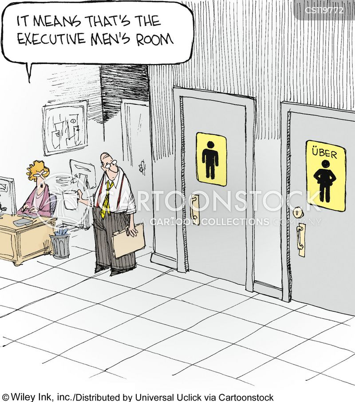 manliness cartoon