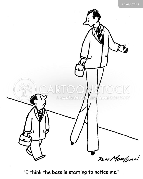stilts cartoon