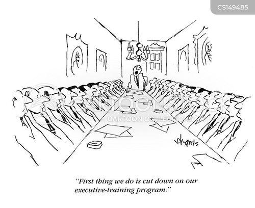 personal development cartoon