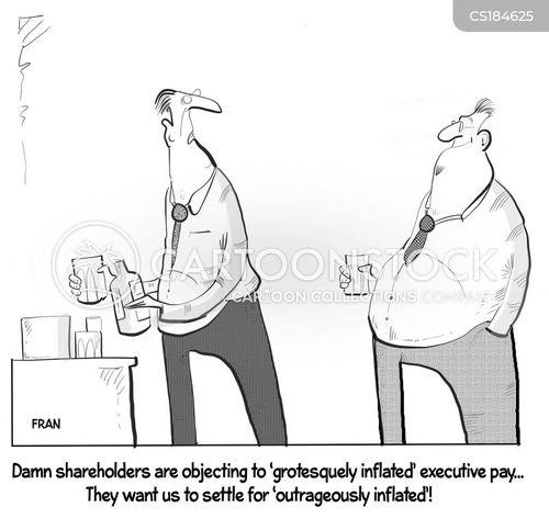 wage gaps cartoon