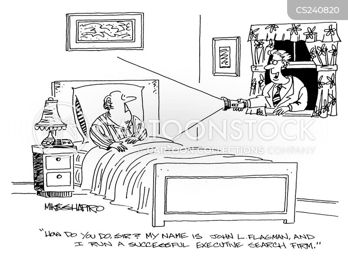 woken up cartoon