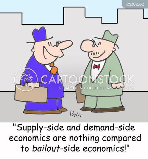 demand side cartoon