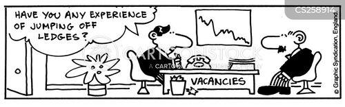 experiencing cartoon