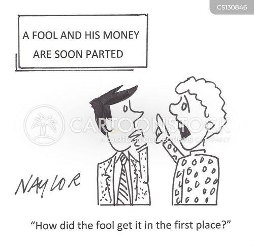inherited wealth cartoon