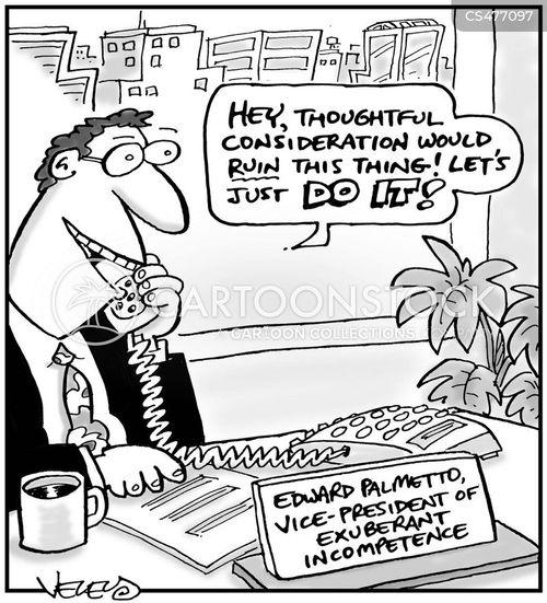 impulsivity cartoon