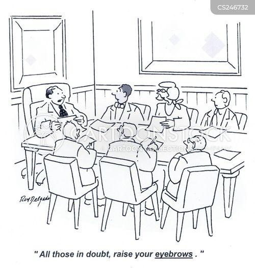disagreed cartoon