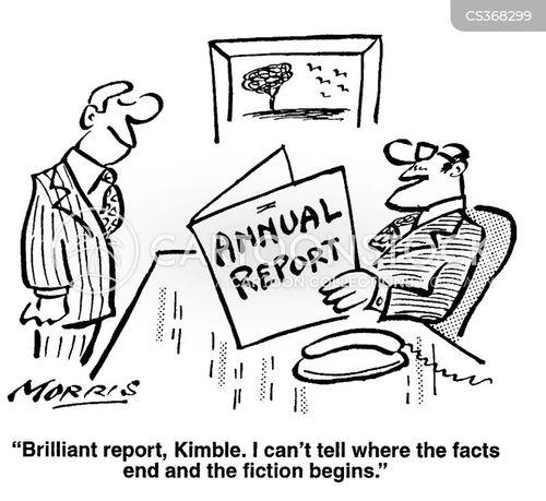 manipulative cartoon