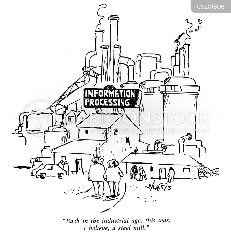 Industrial Cartoon Pictures Industrial Age Cartoon 1 of 3