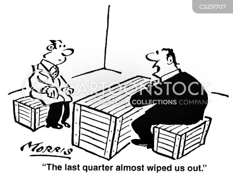 wipe out cartoon