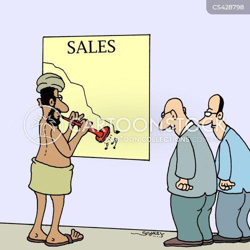 fakirs cartoon