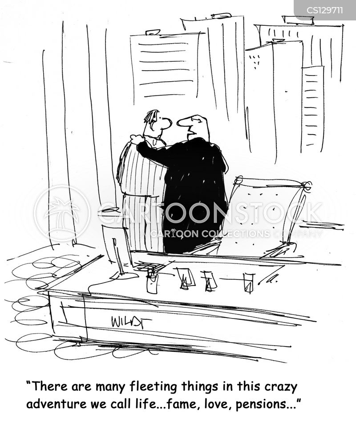 fleeting cartoon