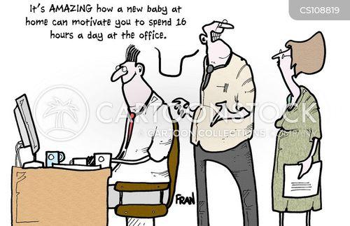 work-force cartoon