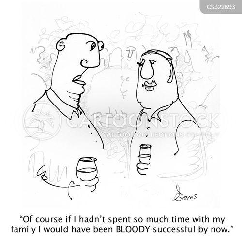 successfulness cartoon