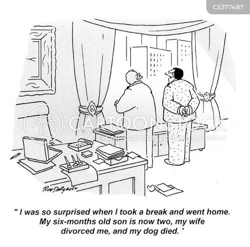 family-time cartoon
