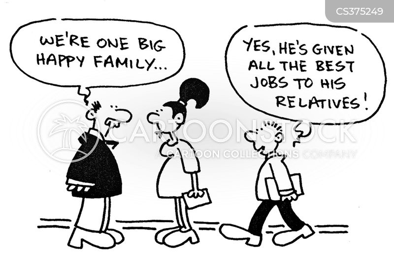 family value cartoon