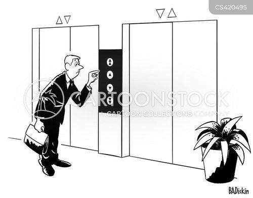 fast forwarding cartoon
