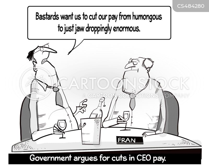 Pay-cuts cartoons, Pay-cuts cartoon, funny, Pay-cuts picture, Pay-cuts pictures, Pay-cuts image, Pay-cuts images, Pay-cuts illustration, Pay-cuts illustrations