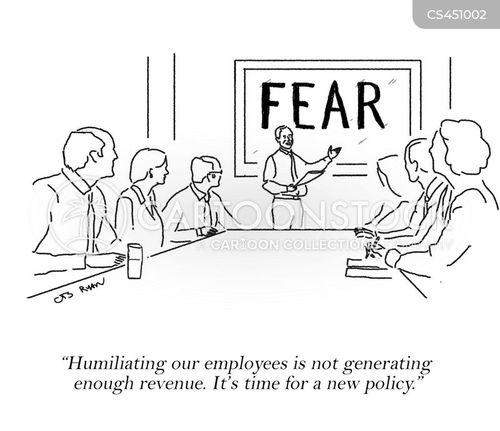 hr policy cartoon