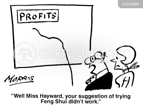 reorganised cartoon