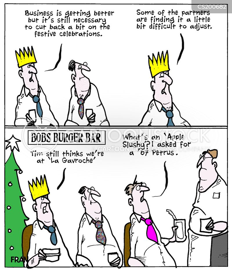 festive seasons cartoon
