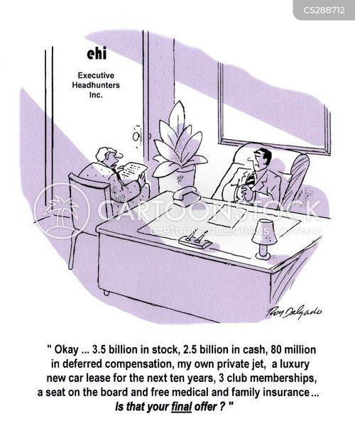 final offer cartoon