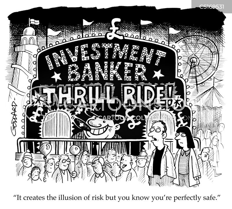 funfair cartoon