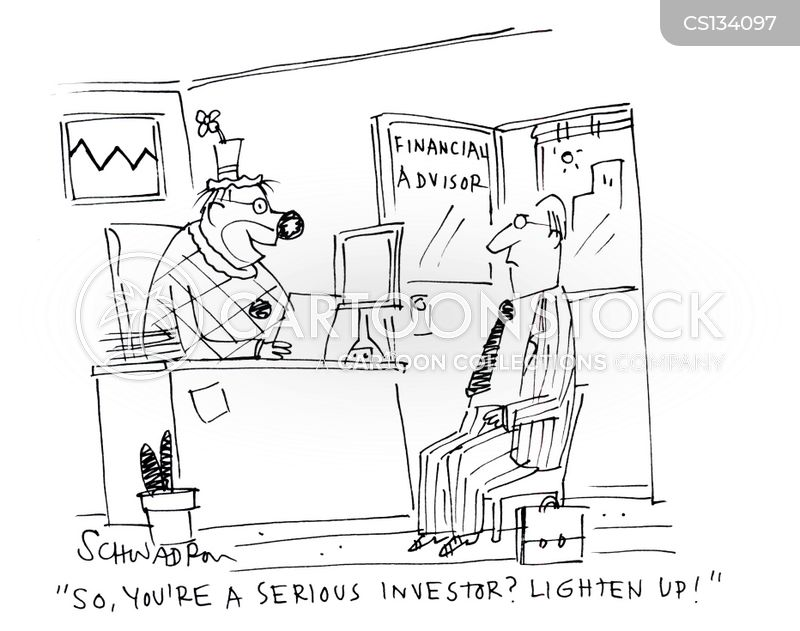 lightening up cartoon