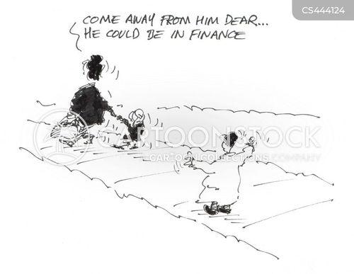 wrongdoing cartoon