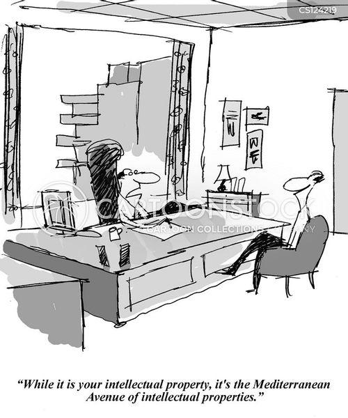 copyright laws cartoon