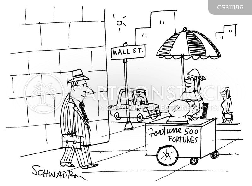 fortune 500 cartoon